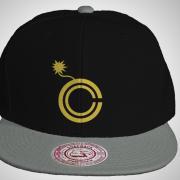 Creative Cannon Snapback Hat