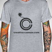 Creative Cannon Grey Web