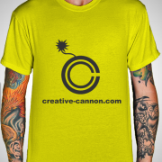 Creative Cannon Amarillo T