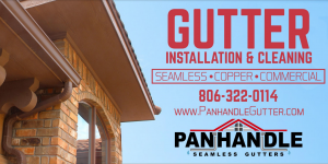 Panhandle Seamless Gutters