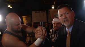 Dean Boyd, The Strong Arm