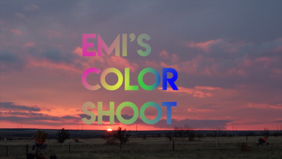 Emi's Color Shoot Interview