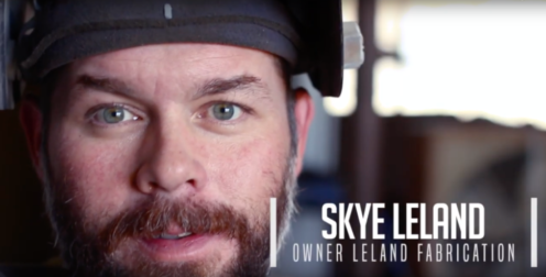 Panhandle Workforce Skye Leland