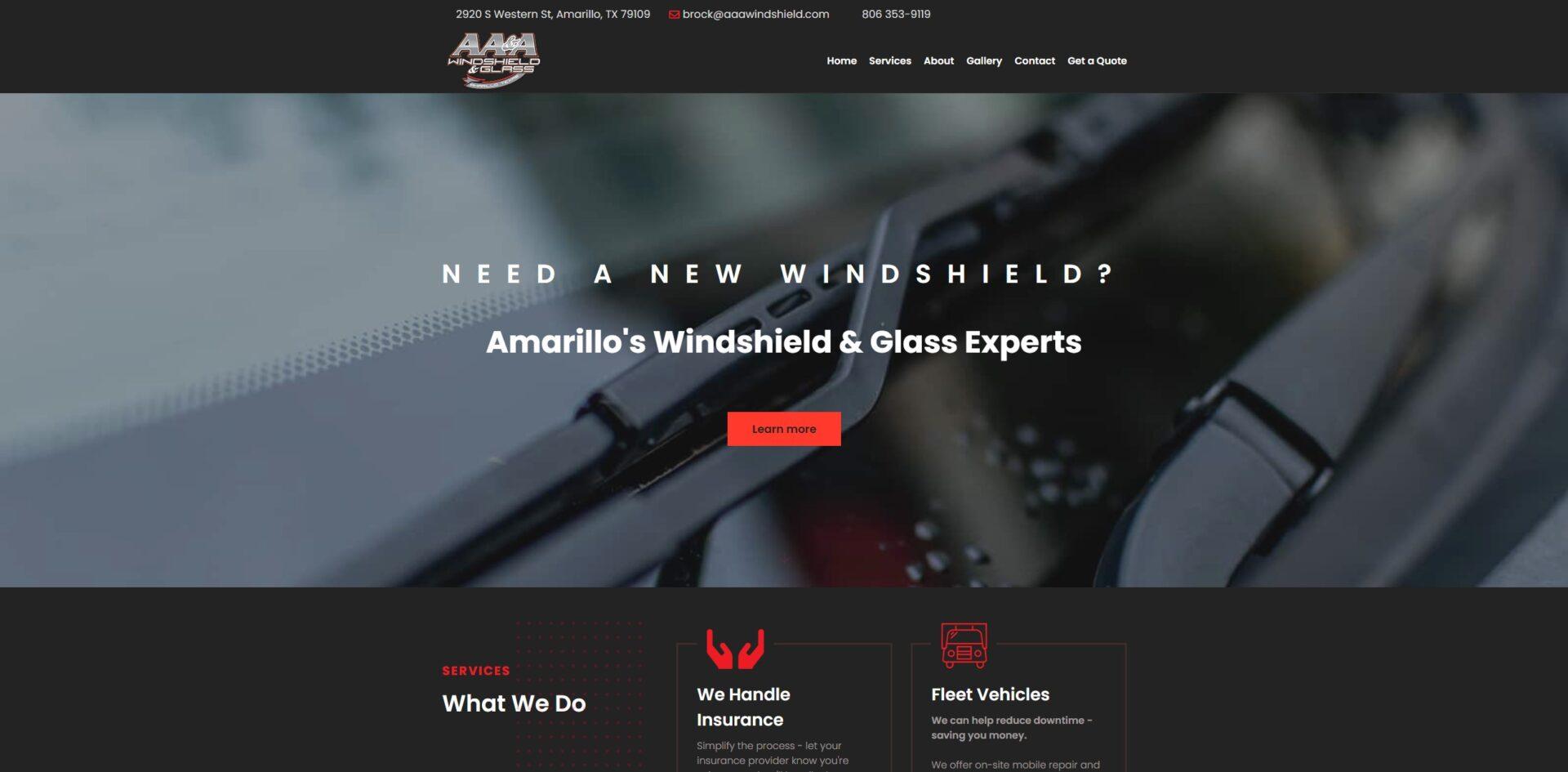aaa-windshield-amarillo-texas-website