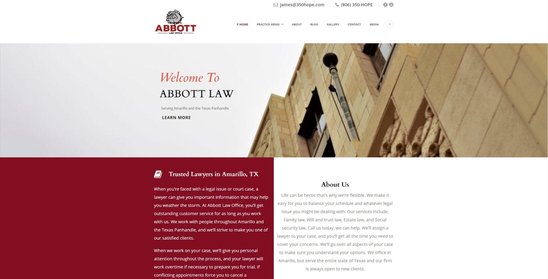 abbott-law-office-amarillo-texas